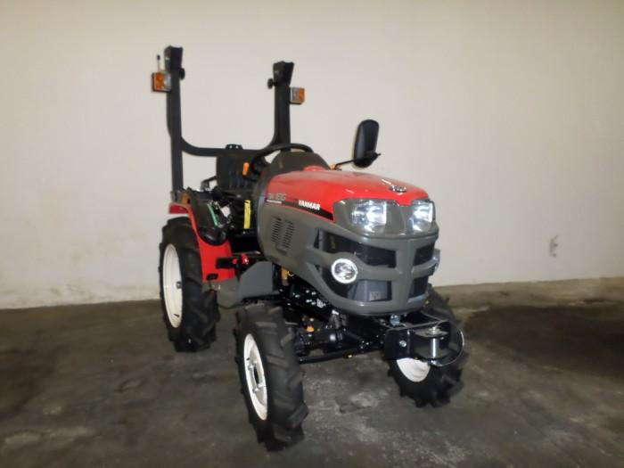 Yanmar gk160 usato trattori agricolo consorzio for Consorzio agrario cremona macchine agricole usate
