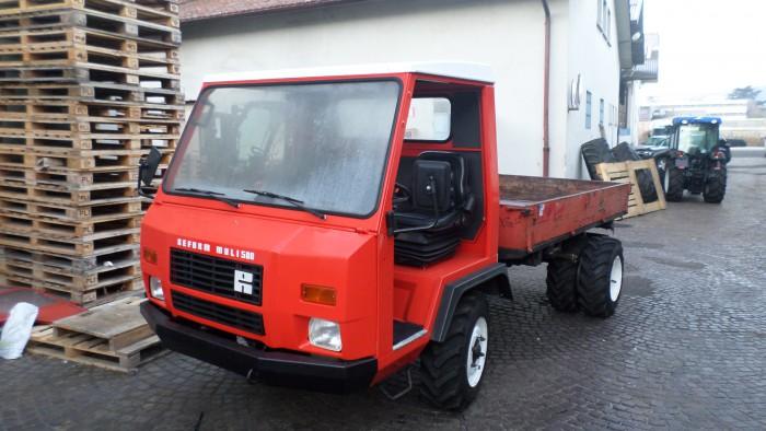Reformwerke wels 500 usato transporter consorzio for Consorzio agrario cremona macchine agricole usate