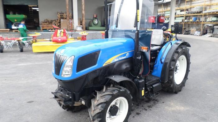 New holland t4020v dt usato trattori frutteto for Consorzio agrario piacenza trattori usati