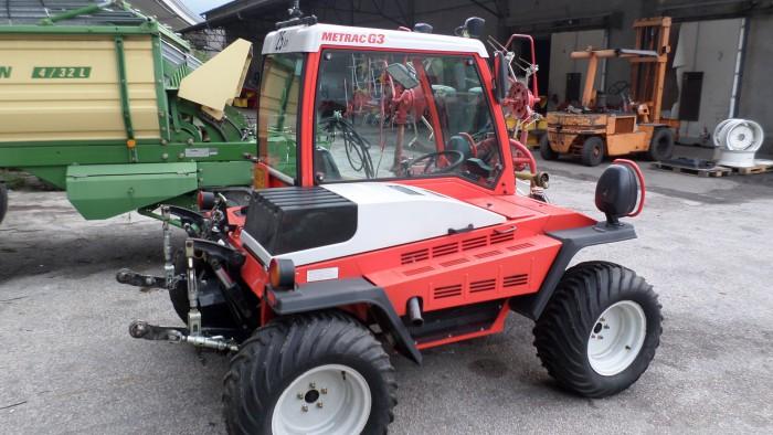 Reformwerke wels g3 usato falciatrici a doppio assale for Consorzio agrario cremona macchine agricole usate