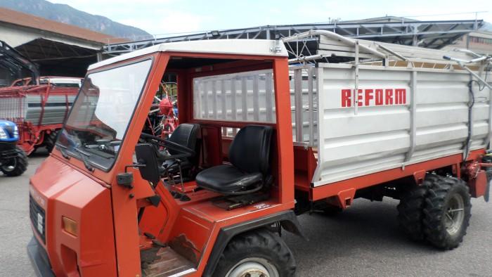 Reformwerke wels 401 usato transporter consorzio for Consorzio agrario cremona macchine agricole usate