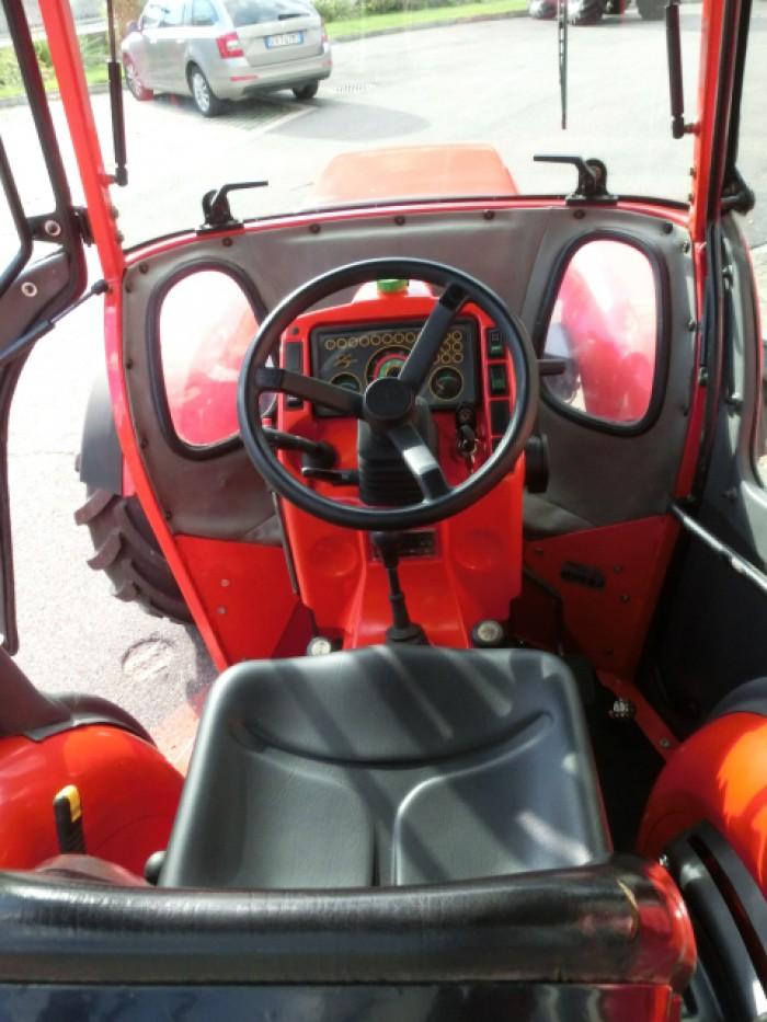 ANTONIO CARRARO - TRX 9400 usato | Trattori Frutteto | Landmaschinen