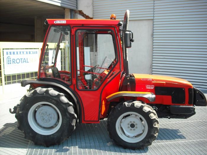 Antonio carraro trf 7400 usato trattori frutteto for Trattori usati antonio carraro 7500
